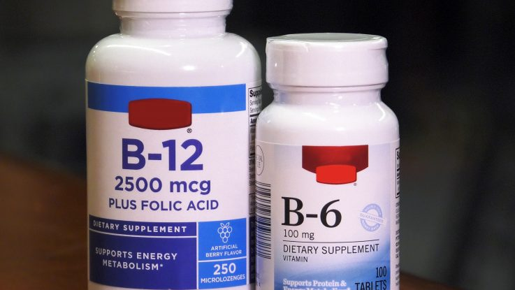 High-dose, long-term use of vitamins B12 and B6 dramatically increase a man's risk of lung cancer, especially among those who smoke, according to a new study from The Ohio State University Comprehensive Cancer Center - Arthur G. James Cancer Hospital and Richard J. Solove Research Institute.